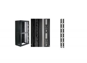 Vertical Cable Organizer, NetShelter SX, 42U (Qty. 2)