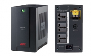 APC Back-UPS 650VA, AVR, 230V